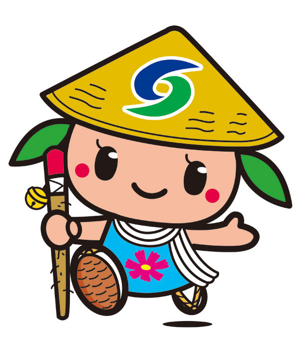 さぬき市マスコットキャラクター | 香川県 さぬき市