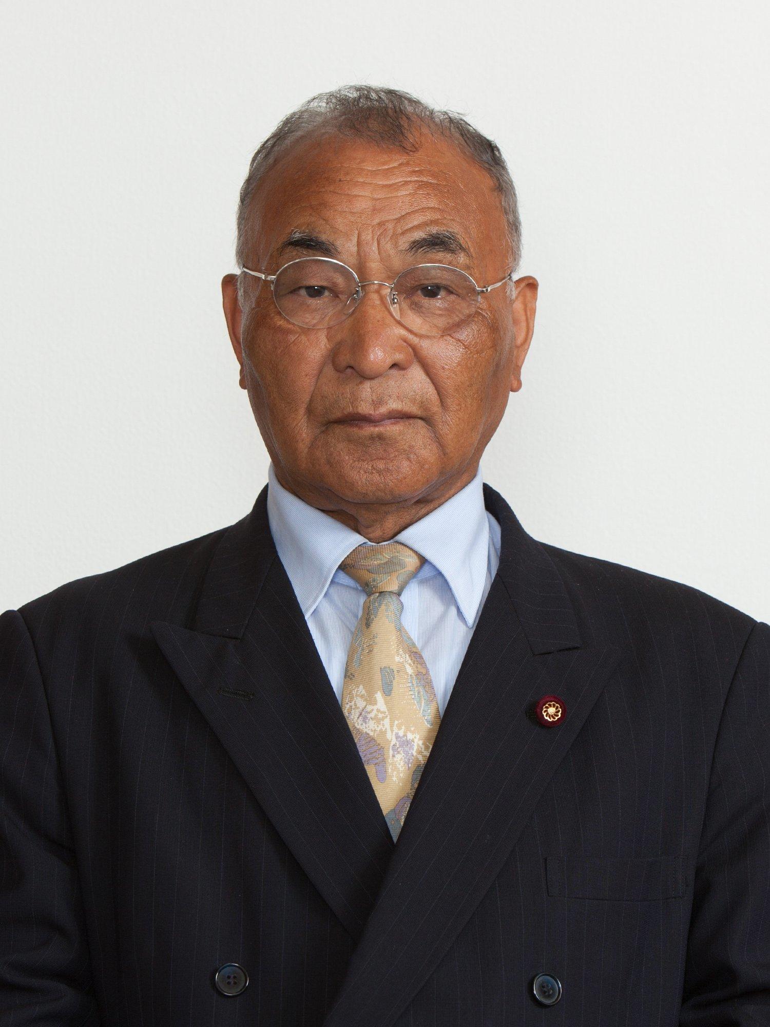 副議長 谷木静雄の画像