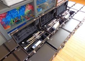 マーチング用楽器3